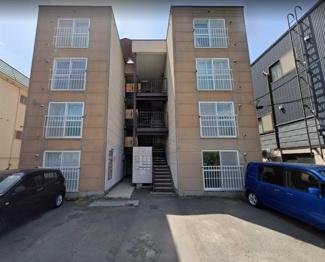 【外観】《S造11.62%☆》札幌市中央区南六条西15丁目一棟マンション