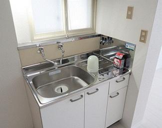 【キッチン】《S造11.62%☆》札幌市中央区南六条西15丁目一棟マンション