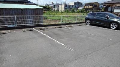 【駐車場】CHER YUNAGO Ⅱ
