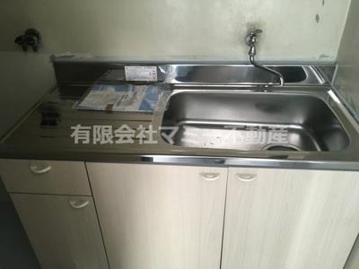 【キッチン】浜田町店舗Y