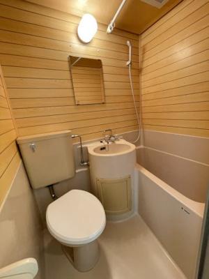 【トイレ】スカイコート中目黒