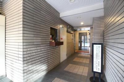 【その他共用部分】ライオンズマンション都立大学第2