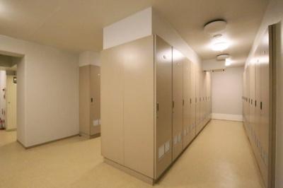 B1Fのトランクルーム