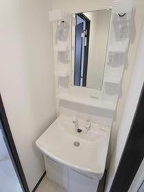 カイテキースの洗面台 別室参照