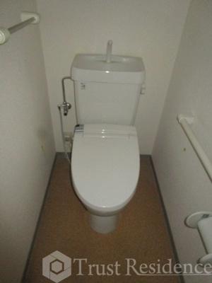 【トイレ】第一業平マンション