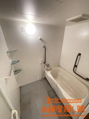 【浴室】カーサマリア