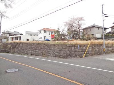【外観】宇都宮市富士見が丘3丁目 710.80㎡ 売地