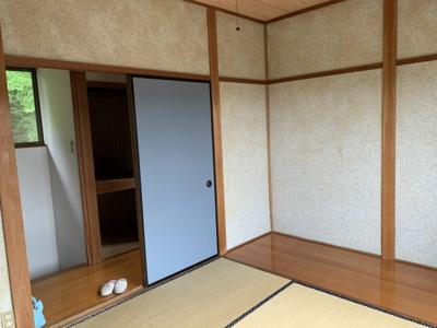 【和室】苗木貸家