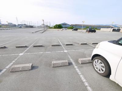 【駐車場】トドロキタウン