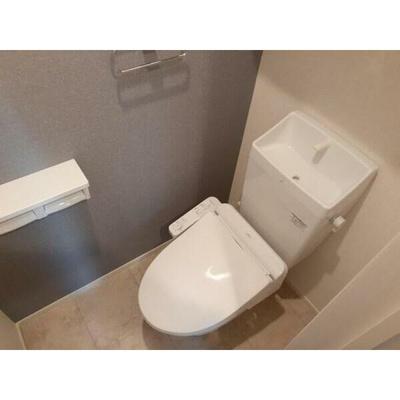 【トイレ】カルムハウスⅡ