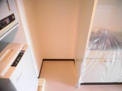 冷蔵庫設置スペース有