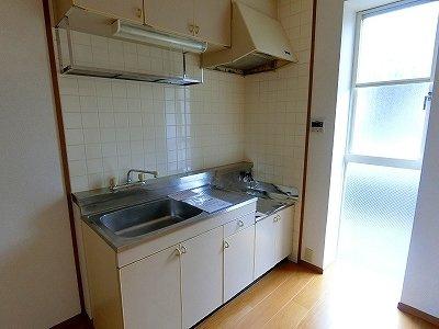 【キッチン】ロイヤルタウンA