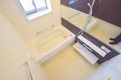 【浴室】ルーシア北梅田