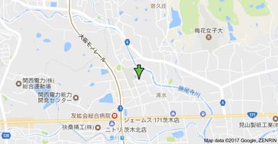 【地図】清水M1