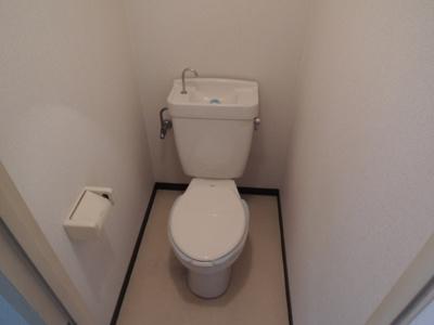 【トイレ】ハイム白山