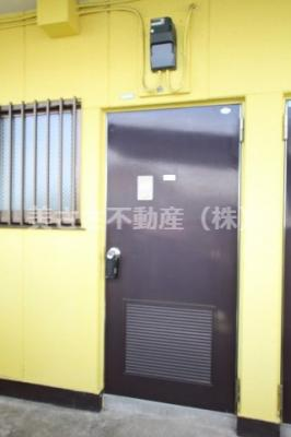 【玄関】チェリーハウスオノダ