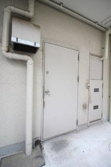 【玄関】メゾン住吉