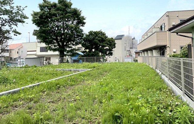 【外観】売地 茅ヶ崎市南湖1丁目 №G