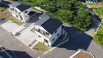 山梨市歌田 新築戸建全2棟 1号棟 4LDK+書斎+駐車4台可の画像