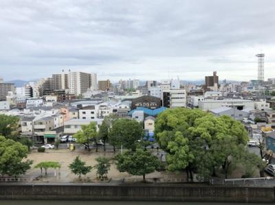【展望】サンマンションアトレ城東パークアリーナ