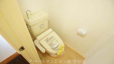 【トイレ】御所ケ丘5丁目S邸