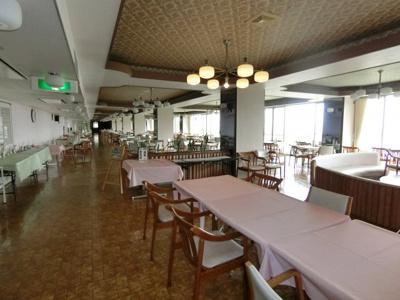 大食堂です。