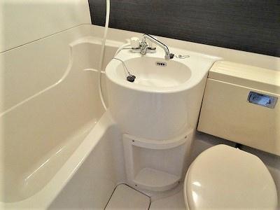 【浴室】ドミトリー阪急六甲