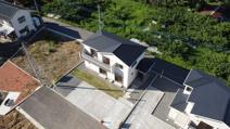 山梨市歌田 新築戸建全2棟 2号棟 南北両面道路 長期優良住宅の画像
