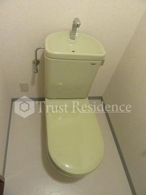 【トイレ】AEW HILLTOP