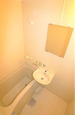 【浴室】リトルアイランド
