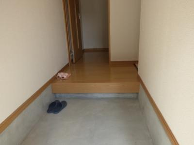 【玄関】大門ハイツ