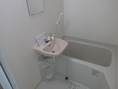 【浴室】大門ハイツ