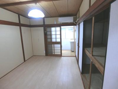 【居間・リビング】東鳴尾町テラス