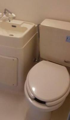 【トイレ】エヴェナール落合