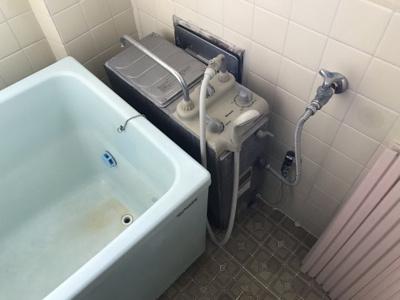【浴室】弘陽マンション