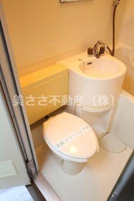 【トイレ】第3マリーナ