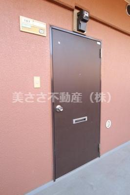【玄関】第3マリーナ