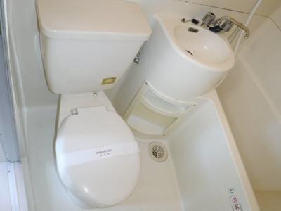 【トイレ】プレイン第二マンション