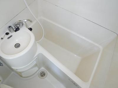 【浴室】プレイン第二マンション