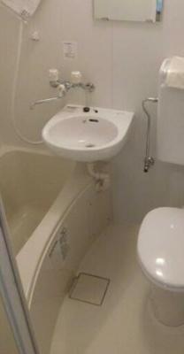 【浴室】フェリーチェ南馬込