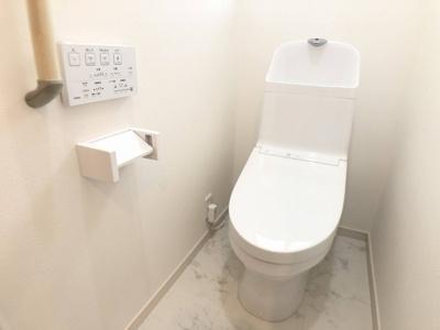 1階部分のトイレです