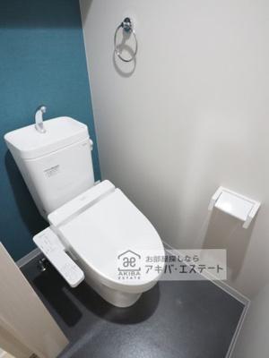 【トイレ】MRK明大前(エムアールケー メイダイマエ)
