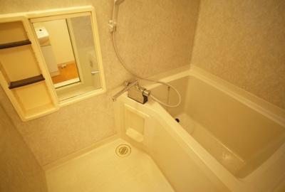 【浴室】マークティー