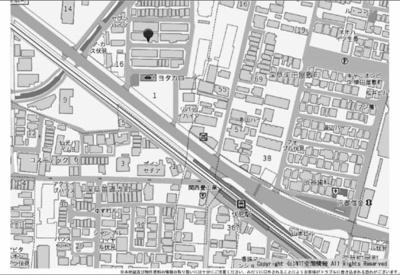 【地図】京都市 伏見区深草泓ノ壺町 中古テラスハウス