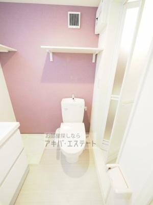 【トイレ】アッシュコート青砥