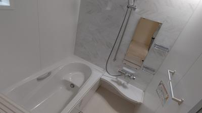 【浴室】南区戸部町第3期 1号棟〈仲介手数料無料〉大磯小学校・新郊中学校 新築一戸建て
