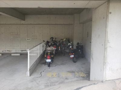 駐輪場☆神戸市垂水区 名谷サンシャイン☆