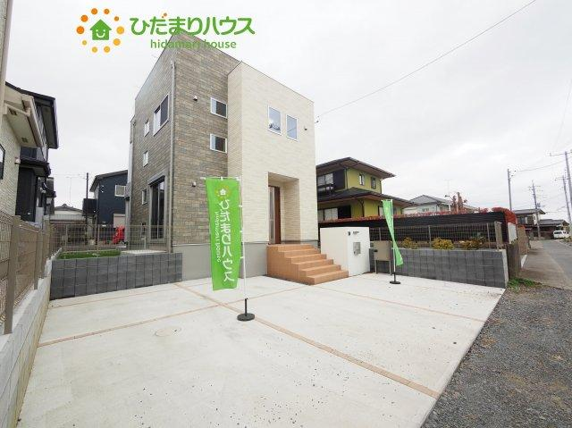 【居間・リビング】水戸市城東 新築戸建