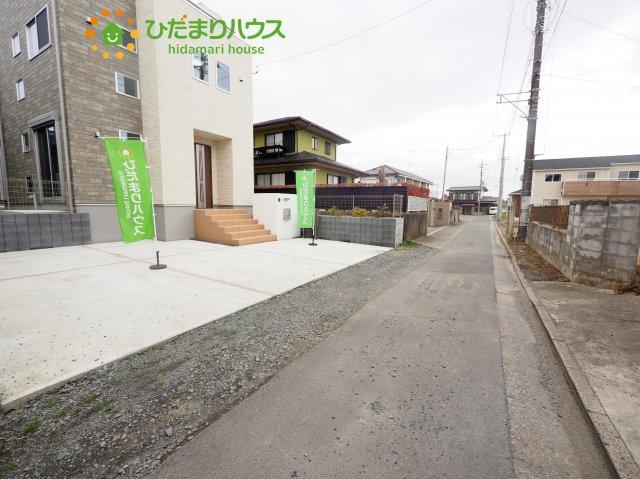 【和室】水戸市城東 新築戸建