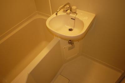 【浴室】ハイツ矢賀新町Ⅱ